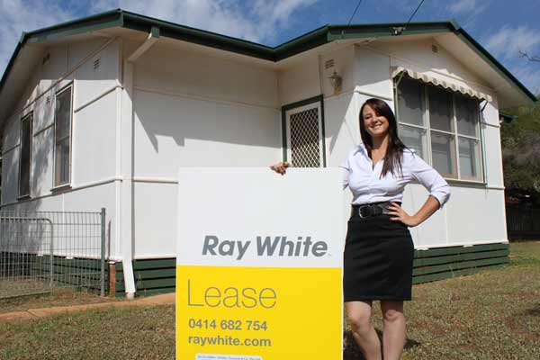 Laura Kunkel of KMWL Ray White Condobolin.