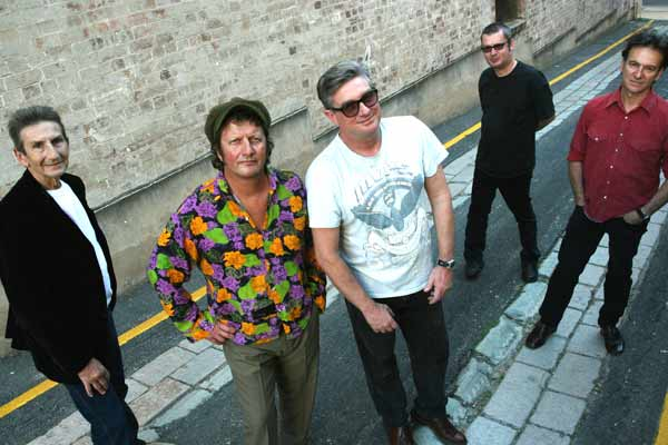 Mental As Anything soon to perform in Condobolin.