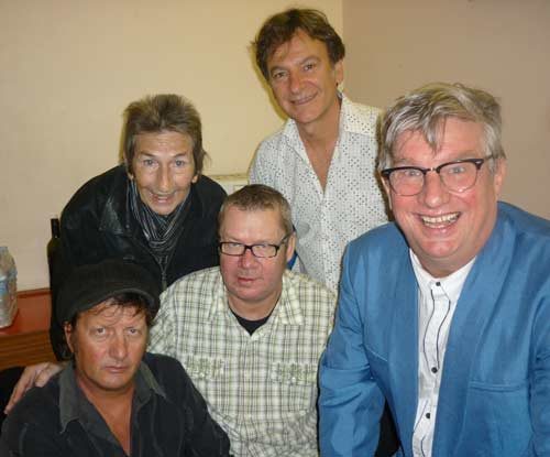 Mental As Anything appeared at the RSL last Friday evening. DG
