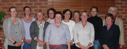 Central West Farming Systems held a Rural Women's Farm Business office workshop