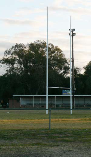 Condobolin's Rugby League oval will be named the 'Pat Timmins Oval'