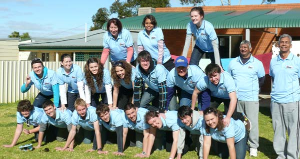 STORMCO aims to provide entertainement for  Condobolin's youth over the school holidays. DG