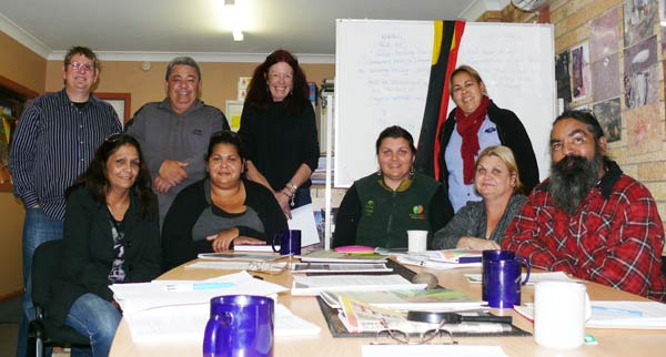 Members of the Condobolin Aboriginal community and government representatives met last Monday for the inaugural meeting of the Condobolin Wiradjuri Alliance Group.