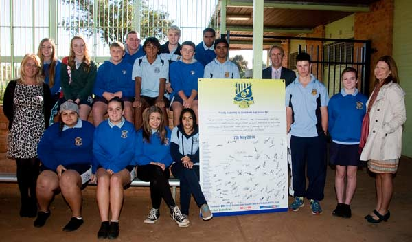 The Beacon Foundation is making important inroads into improving student outcomes for Condobolin's young people.