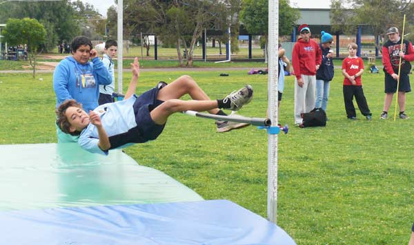 Condobolin High School held their annual cross country last Wednesday, with strong participation across the events.