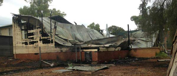A sixteen-year-old boy charged with lighting the fire at Lake Cargelligo Central School in the early hours of Sunday morning will remain locked up until his next court appearance on Monday, 30 June.