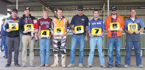 Another successful Yellow Mountain two day endurance event was held on the first weekend in August.