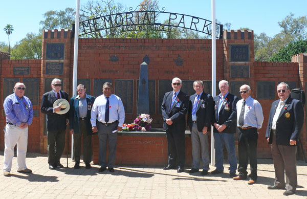 One hundred years on from the start of the First World War, the Condobolin community continues to recognise the sacrifices of its servicemen and women on Remembrance Day.