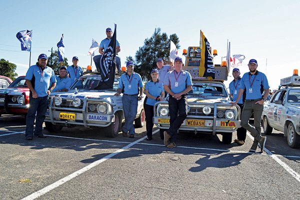 More than 250 Variety Bashers will descend on Condobolin next Wednesday 20 May.