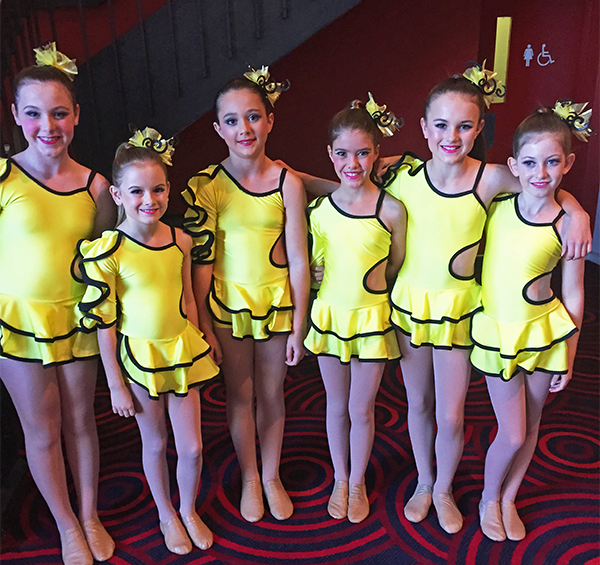 Young Condobolin dancer, Chelsea May, has made a clean sweep of awards at the City of Dubbo Eisteddfod.