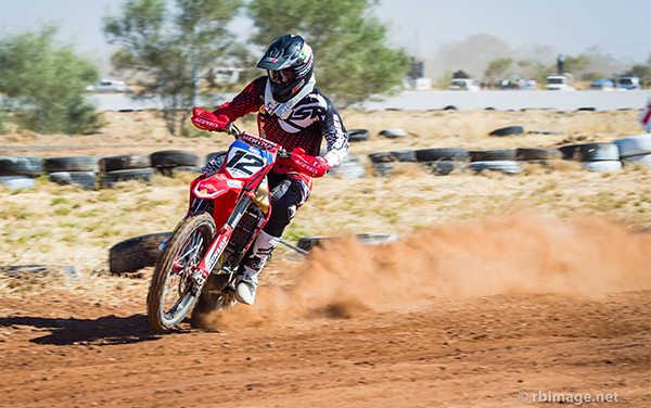 Jacob Smith missed out on a podium place in his seventh consecutive Finke Desert Race by just 2 minutes and 57 seconds on the weekend.