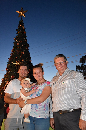 An estimated $20,000 was injected into the Condobolin economy as a result of the Lachlan Christmas Fiesta.